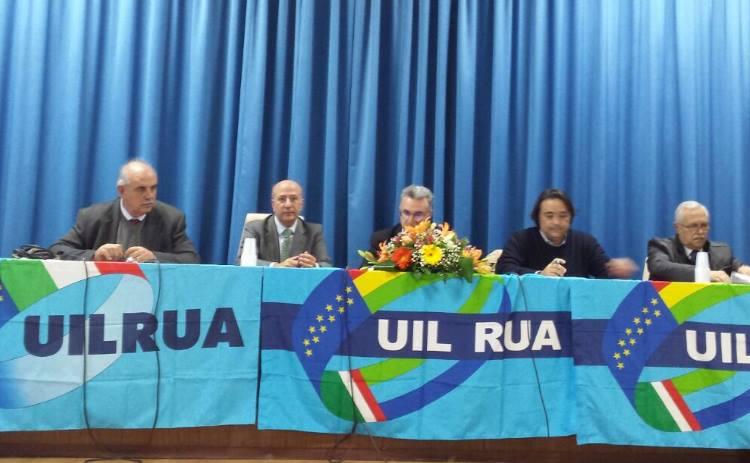 Congresso UIL RUA Messina (Messina, 15 dicembre 2017)